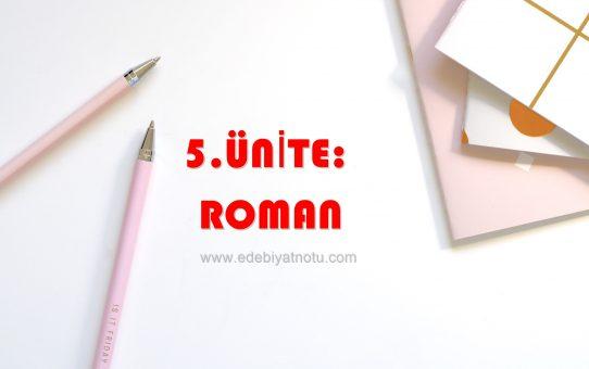Roman Nedir?