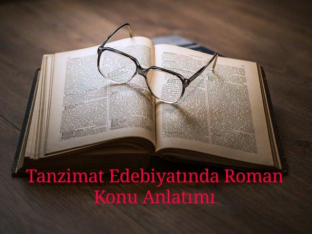 10. Sınıf Tanzimat Edebiyatında Roman